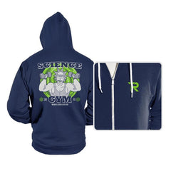 Science Gym - Hoodies - Hoodies - RIPT Apparel