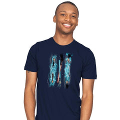 Good Vs. Evil - Mens - T-Shirts - RIPT Apparel