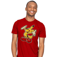 Pika Mouse - Mens - T-Shirts - RIPT Apparel