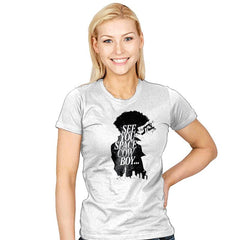 See You Space Cowboy... - Womens - T-Shirts - RIPT Apparel