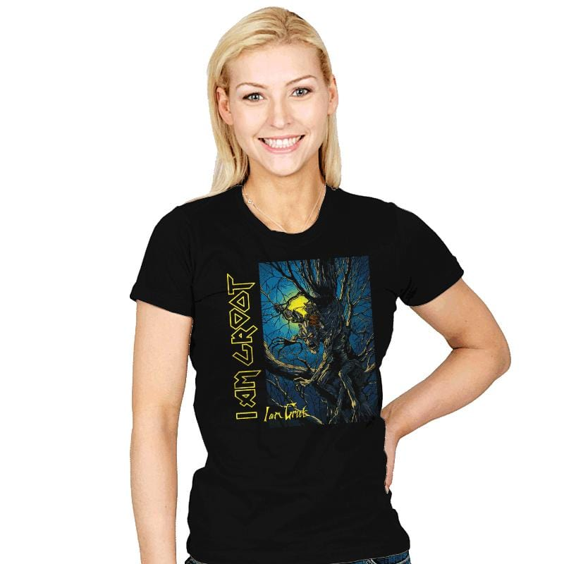 Fear of the Groot - Womens - T-Shirts - RIPT Apparel