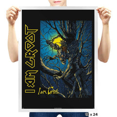 Fear of the Groot - Prints - Posters - RIPT Apparel