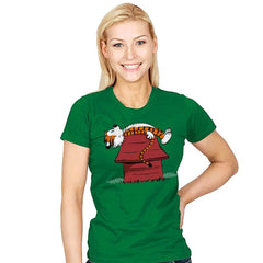 Snoobes - Womens - T-Shirts - RIPT Apparel