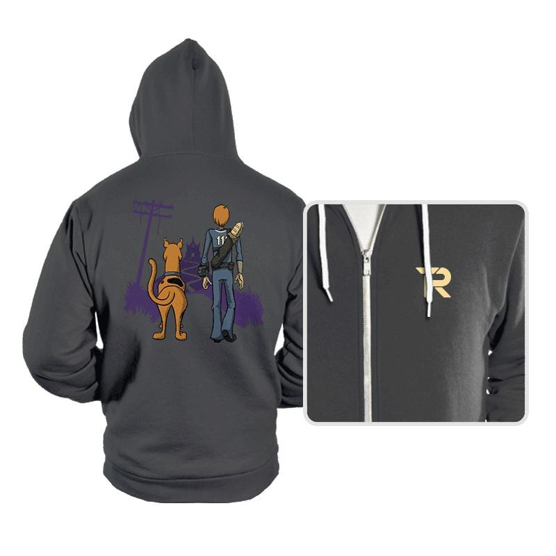 Wasteland Buddies - Hoodies - Hoodies - RIPT Apparel