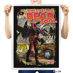 The Walking Merc - Issue 1 Exclusive - Prints - Posters - RIPT Apparel