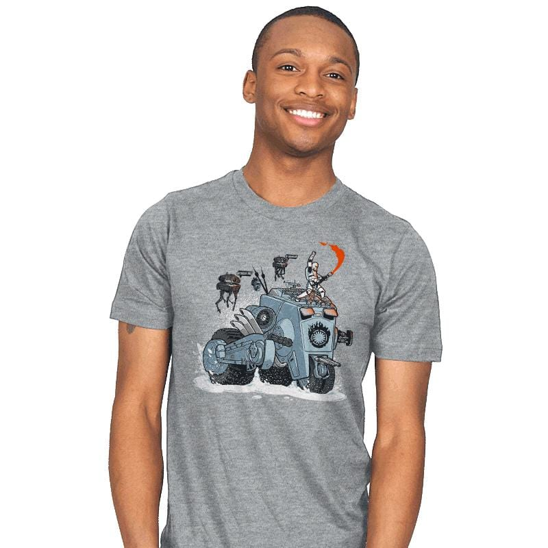 Force Road Exclusive - Mens - T-Shirts - RIPT Apparel