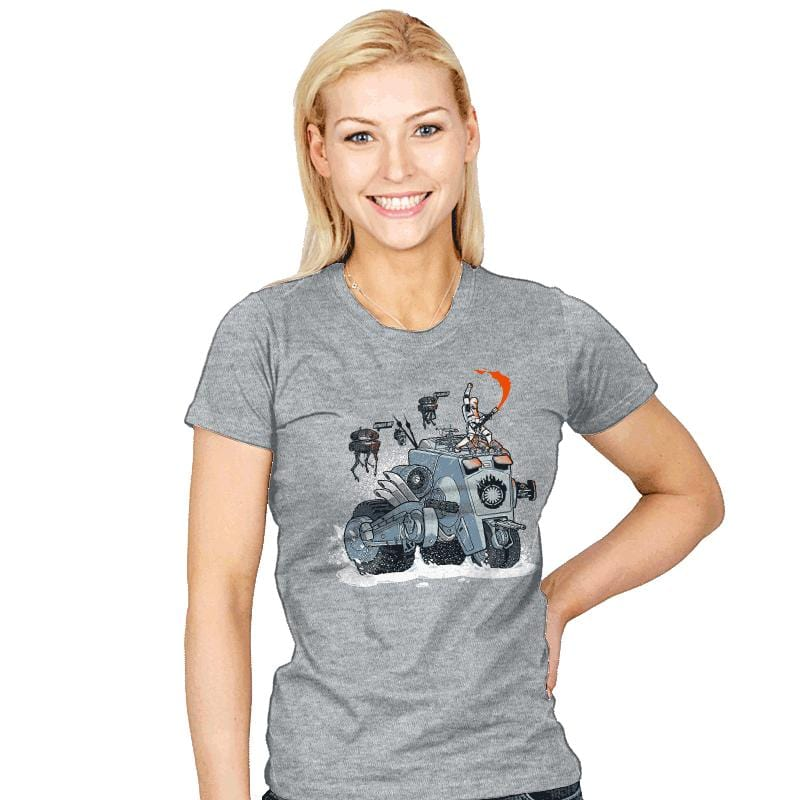 Force Road Exclusive - Womens - T-Shirts - RIPT Apparel