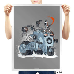 Force Road Exclusive - Prints - Posters - RIPT Apparel