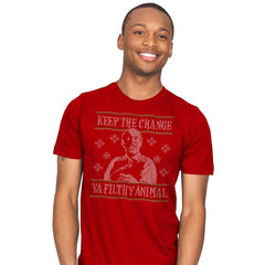 Keep The Change - Mens - T-Shirts - RIPT Apparel