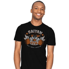 Saiyan Gym 2.0 - Mens - T-Shirts - RIPT Apparel