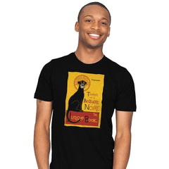 Panthere Noire - Mens - T-Shirts - RIPT Apparel