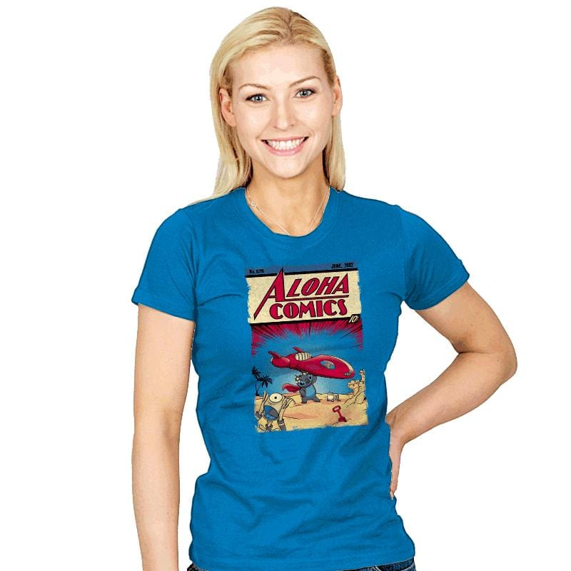 Issue #626 - Womens - T-Shirts - RIPT Apparel