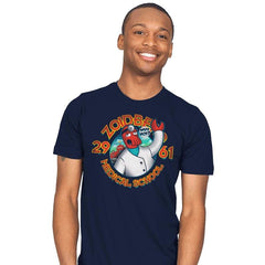 Med. School of the Future - Mens - T-Shirts - RIPT Apparel