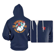 Med. School of the Future - Hoodies - Hoodies - RIPT Apparel