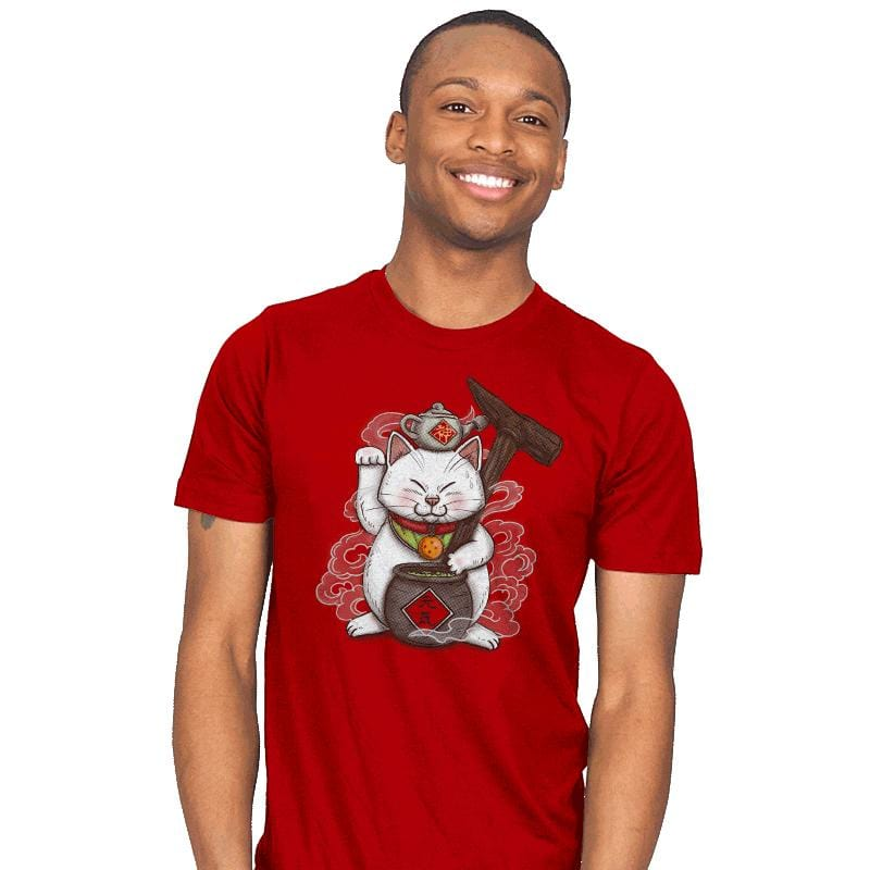 Maneki Senbyo - Mens - T-Shirts - RIPT Apparel