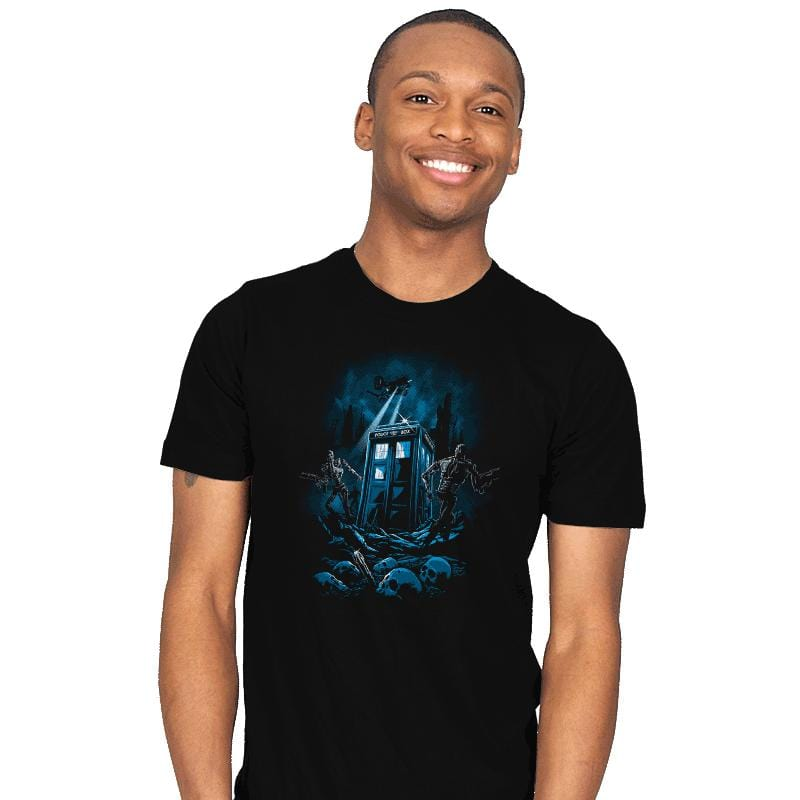 The Doctor's Judgement - Mens - T-Shirts - RIPT Apparel