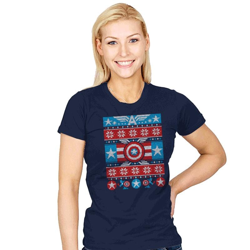 Winter Soldier - Womens - T-Shirts - RIPT Apparel