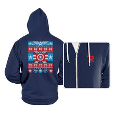 Winter Soldier - Hoodies - Hoodies - RIPT Apparel