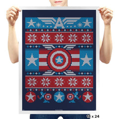 Winter Soldier - Prints - Posters - RIPT Apparel