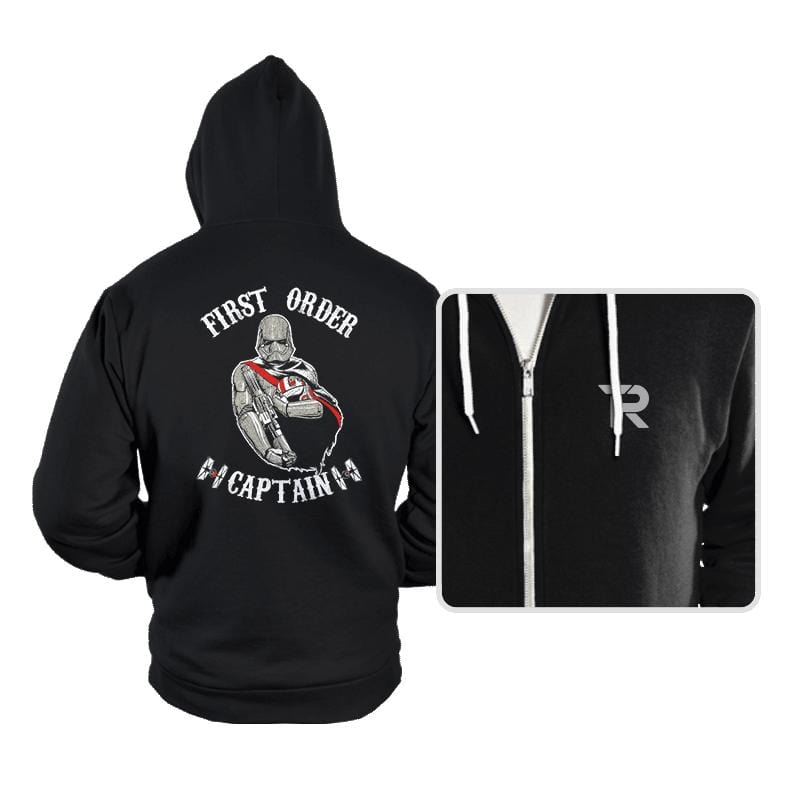 Captain of the First Order - Hoodies - Hoodies - RIPT Apparel