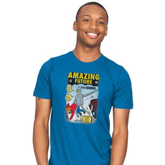 Amazing Future - Mens - T-Shirts - RIPT Apparel