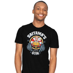 Saitama's gym - Mens - T-Shirts - RIPT Apparel
