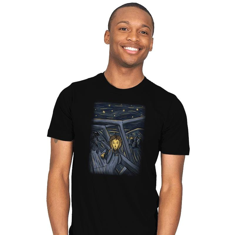 In Space No One Can Hear Your Scream - Mens - T-Shirts - RIPT Apparel