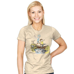 Playtime - Womens - T-Shirts - RIPT Apparel