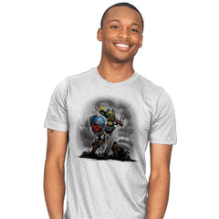 The Missing Link - Mens - T-Shirts - RIPT Apparel