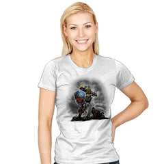 The Missing Link - Womens - T-Shirts - RIPT Apparel