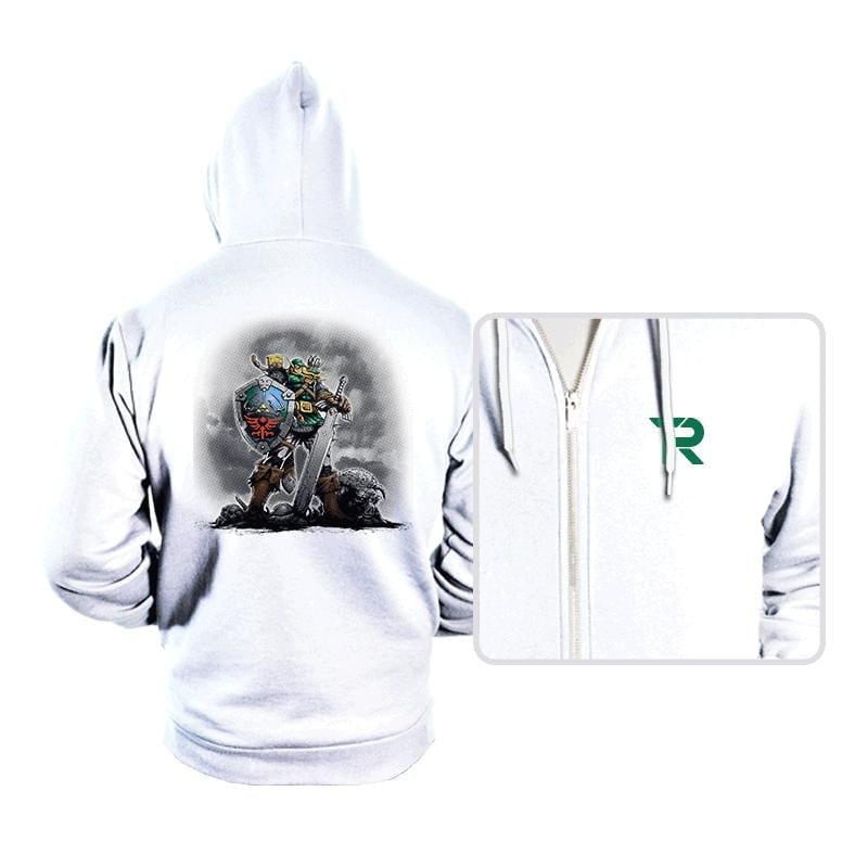 The Missing Link - Hoodies - Hoodies - RIPT Apparel