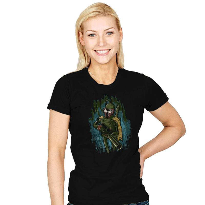 Bender Fett - Womens - T-Shirts - RIPT Apparel