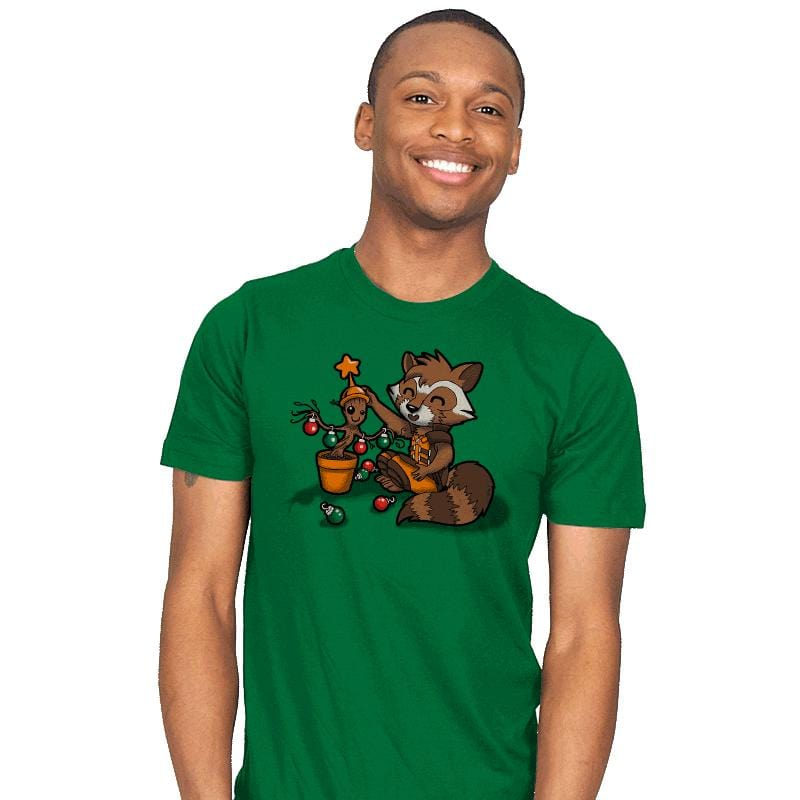 Christmas Getup - Mens - T-Shirts - RIPT Apparel