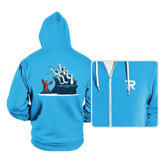 The crab is mine! - Hoodies - Hoodies - RIPT Apparel