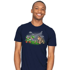 King donkey - Mens - T-Shirts - RIPT Apparel