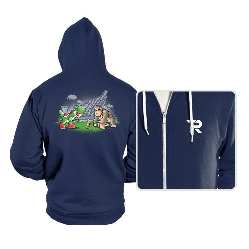 King donkey - Hoodies - Hoodies - RIPT Apparel