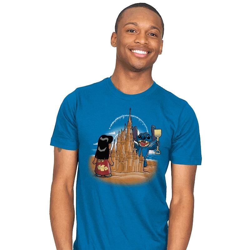 Sandcastle - Mens - T-Shirts - RIPT Apparel