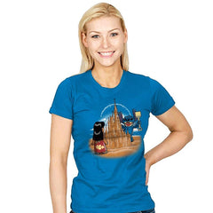 Sandcastle - Womens - T-Shirts - RIPT Apparel