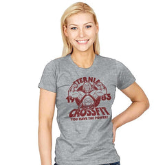 Eternia Crossfit - Womens - T-Shirts - RIPT Apparel