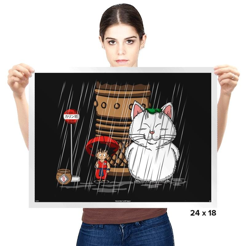 My Neighbor Karin - Prints - Posters - RIPT Apparel