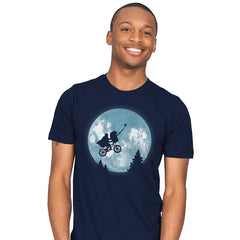 Phone Home Selfie - Mens - T-Shirts - RIPT Apparel