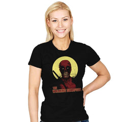 The Walking Deadpool - Womens - T-Shirts - RIPT Apparel