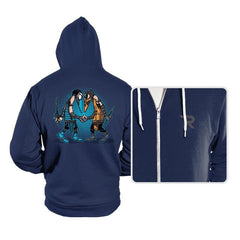 Mortal Spies - Hoodies - Hoodies - RIPT Apparel