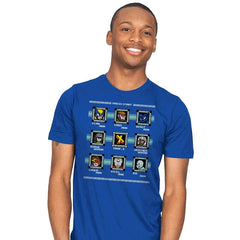Mega X Man - Mens - T-Shirts - RIPT Apparel