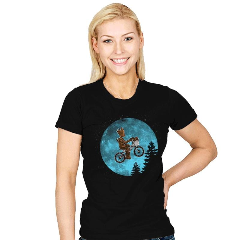 Guardian ET's - Womens - T-Shirts - RIPT Apparel