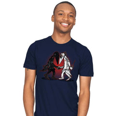 Ninja VS Ninja - Mens - T-Shirts - RIPT Apparel