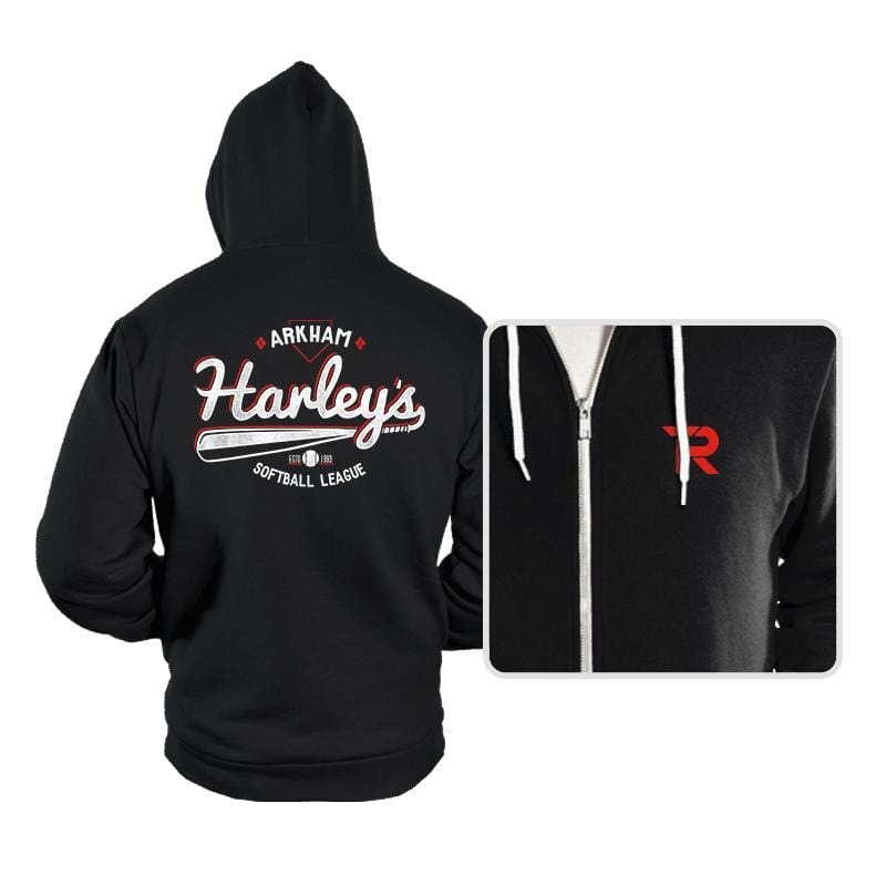 Batter Up! - Hoodies - Hoodies - RIPT Apparel