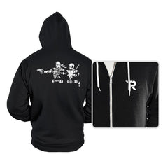 Merc Fiction - Hoodies - Hoodies - RIPT Apparel
