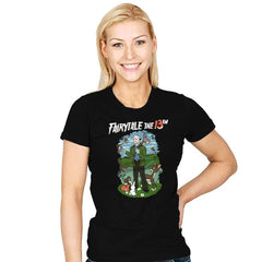 Fairytale the 13th - Womens - T-Shirts - RIPT Apparel