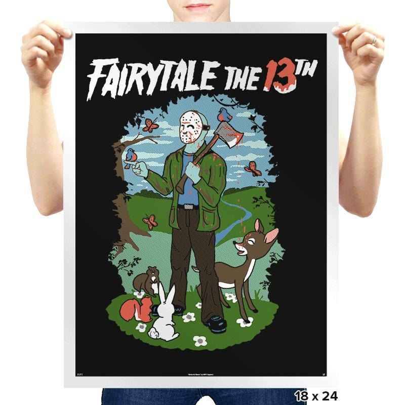Fairytale the 13th - Prints - Posters - RIPT Apparel